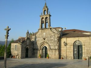 Church of Santiago de Arcade Galiwonders