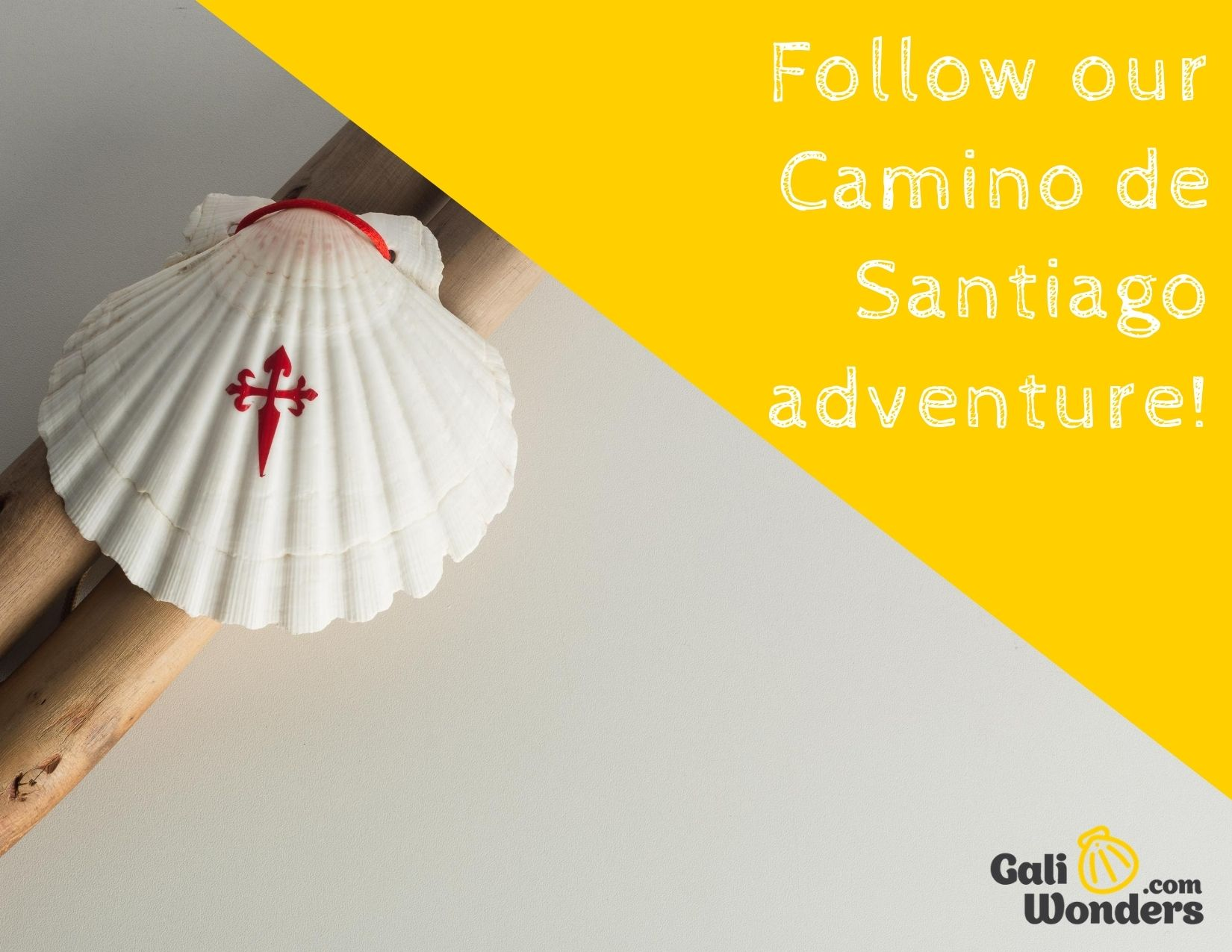 Follow Our Camino Adventure Galiwonders