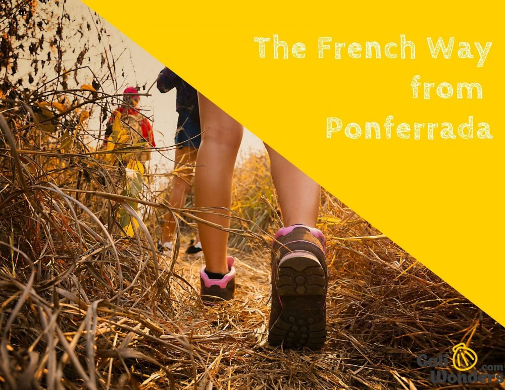 The French Way from Ponferrada